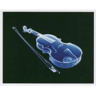 Violon sur Toile 54 x 72 cm