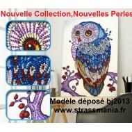 CHOUETTE, Collection Scintillante 2019