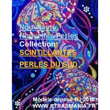 MEDUSES 40X50 cm , Collection Scintillante 2019