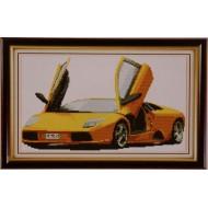 voiture jaune S1 1359